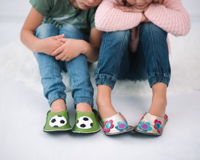 Slippers for Youth