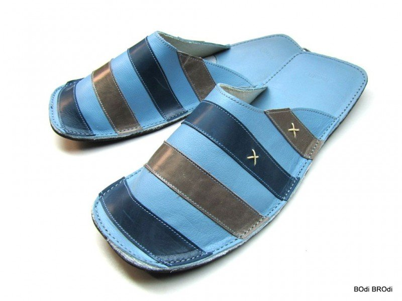 Gal Light Blue with Stripes 2
