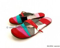 Ballerina Shoes Gaja Red