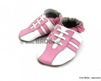 Brodies Pink Trainers