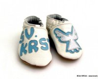 Slippers for Baptism Boys