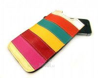 Phone Case Colourful Stripes