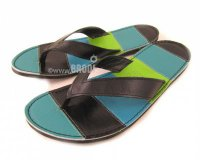 Flip-flops Mimi Black and Blue