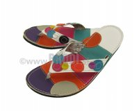 Flip-flops Mimi Colourful with Circles