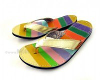 Flip-flops Mimi Colourful with Yellow