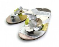 Flip-flops Rozi Silver and Gold
