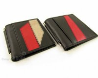 Wallet Jon Black and Red