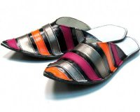 Oriental Black with Stripes 5