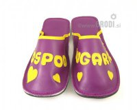 Wedding Slippers with Name - Groom