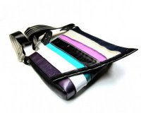 Handbag Angelika Colourful Stripes