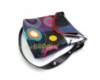 Handbag Ema Colourful with Circles
