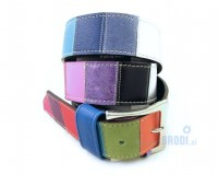 Leather Belt Kiri Colours