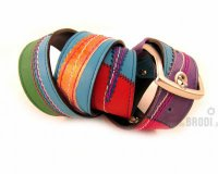 Leather Belt Kiri Colors