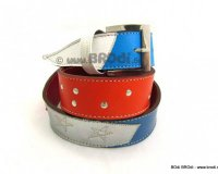 Leather Belt Kiri Stars
