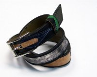Leather Belt Mixed
